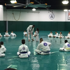 Gracie Academy Bullyproof Rener July 2015