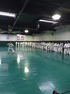 Gracie Academy Combatives class July 2015