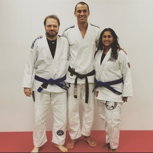 PlumFIght Grimsby Us with Ryron Gracie