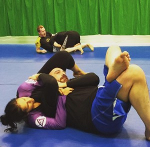 Plum Fight No Gi Sparring with Sharif 12 19