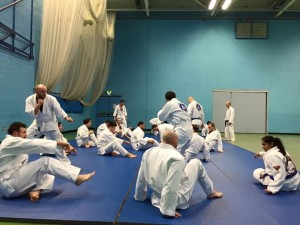 Plum Fight WGJJ Standing up in Base teaching