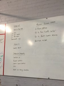 Plum Fit CrossFit snatch and box jump