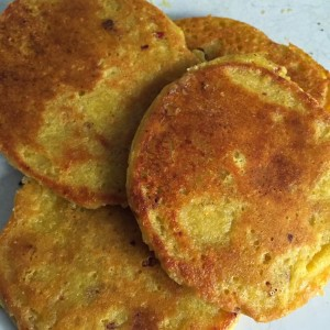 Plum Cooks Socca Patties