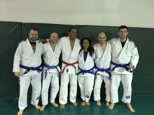 GJJ Gracie Academy 2016 Rorion and the team