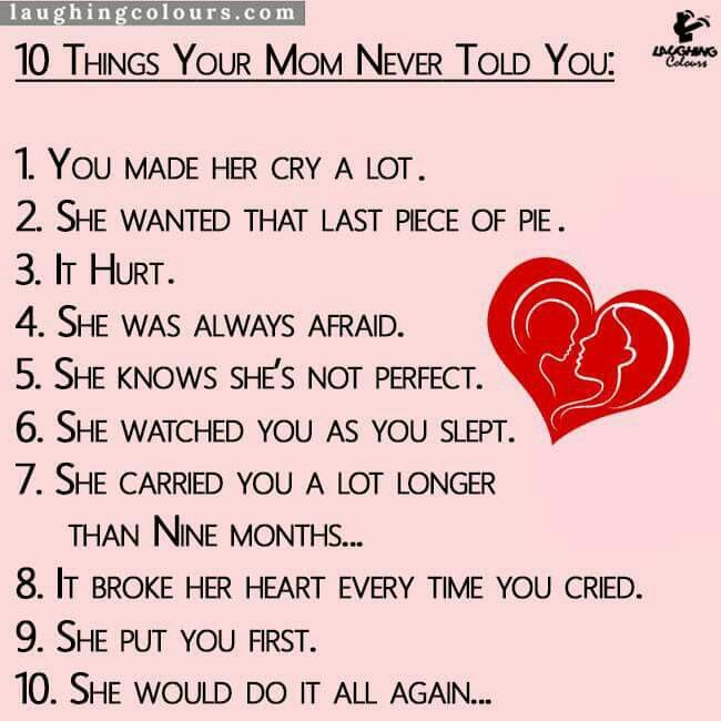 Things I Wish I Knew Before My Mom Died Quotes: On Being A Child