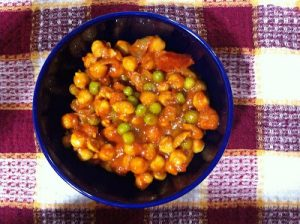 PlumCooks Chick Pea Curry