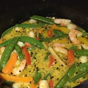 PlumCooks Shrimp Coconut Curry3