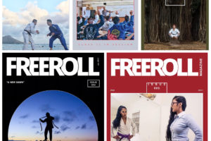 Writing for Freeroll Magazine